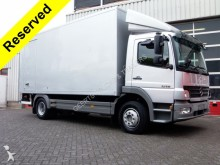 camion Mercedes Atego 1218 L CLOSED BOX ONLY 322.798 KM VERY CLE