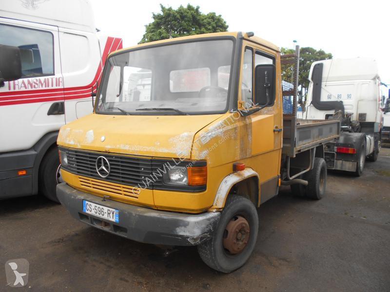 camion mercedes benne 709d 4x2 gazoil euro 1 occasion n 2058604. Black Bedroom Furniture Sets. Home Design Ideas