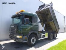 camión Scania P124.400
