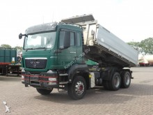 camion MAN TGS 26.440 6X4 BB E5 MANUAL