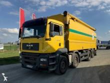 camión cisterna gránulos / polvo MAN