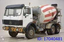 camion Mercedes 2225B - 6x4