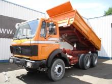 camion Mercedes 2632, KIPPER, 6X4, V-10, SPRING SUSPENSION