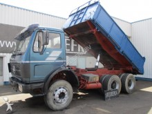camion Mercedes 2628, 6X4, KIPPER, SPRING SUSPENSION