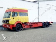 camión Mercedes 2531 L/6x2, Mannschaftskabine 9 Sitzer
