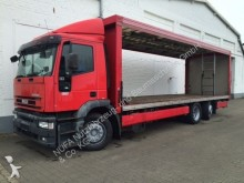camion Iveco 260 EY 35 / 6x2 L, Lenkachse, Lasi, 2 to LBW