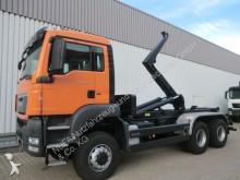 camión MAN TGS 33.440 BB, Hyva 20.47 S bis 5,5 m Beh.