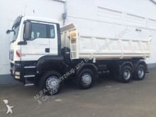 camion MAN TGS 35.440 BB/8x6, Bordmatic, Schalter, Kli