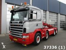 camion multibenne Scania