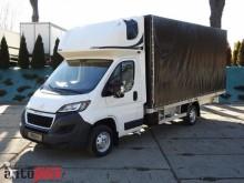 camion rideaux coulissants (plsc) Peugeot