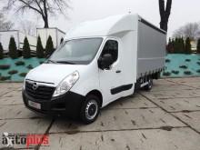 camion Opel MOVANOSKRZYNIA PLANDEKA FIRANA 8 PALET KLIMATYZACJA TEMPOMAT SA