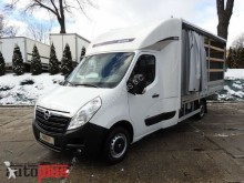 camión Opel MOVANOSKRZYNIA PLANDEKA 8 PALET KLIMA WEBASTO TEMPOMAT PNE