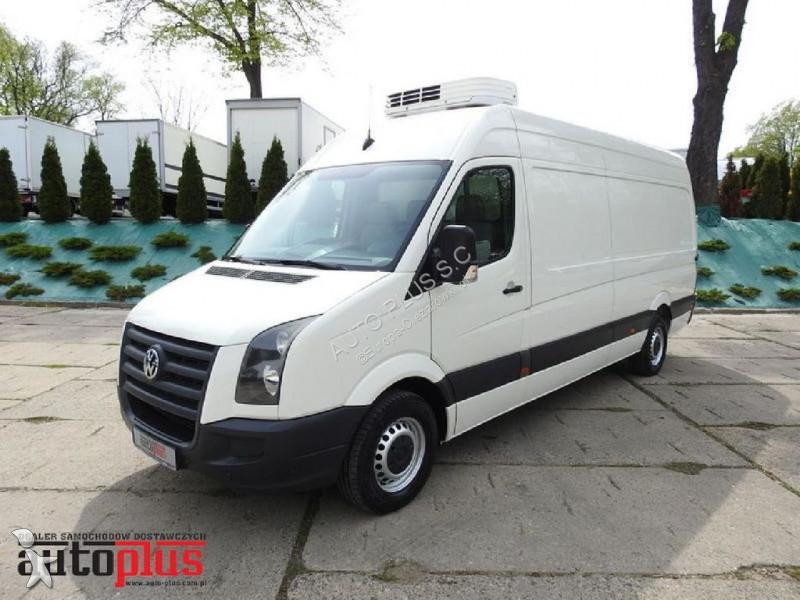 camion volkswagen frigo crafter gazoil occasion n 2061290. Black Bedroom Furniture Sets. Home Design Ideas