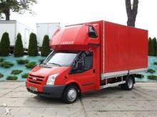 camion Ford TRANSITSKRZYNIA PLANDEKA 8 EUROPALET KLIMATYZACJA [ 8717 ]