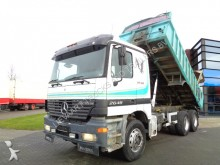 camión Mercedes Actros 2648 6x4 / Kipper / Full Steel / Euro 2