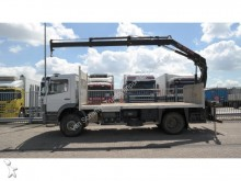 camion Mercedes Axor 1833 OPEN BOX WITH HIAB 102 XS-2B CRANE