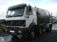 camion Mercedes SK 3234 broken engine