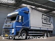 camion Volvo FM 410 Unfall Fahrbereit 6X2 Lift+Lenkachse Lade