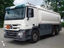 camión Mercedes Actros 2546 6x2 EURO5 Tankwagen Esterer 20000 L