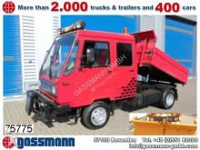 camión Multicar M 26 4x4, Kipper