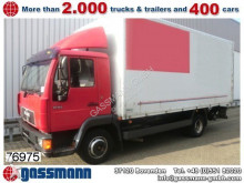 camion MAN L35 / 10.163 4x2 / 4x2 Dachspoiler/NSW