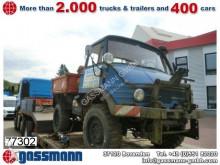 ciężarówka Unimog U / 406 4x4 / 4x4