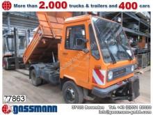 camion Multicar M 26 4x4, 3-Seiten Kipper Autom./AHK