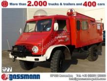 ciężarówka Unimog S404 4x4, Feuerwehr