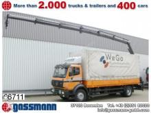 camión caja abierta teleros usado