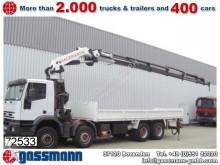 camion Iveco Euro Tr. 410E44H 8x4 Palfinger PK 44002,