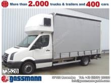 camión lona corredera (tautliner) Volkswagen