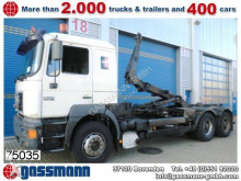 camion MAN T39 / 26.403 6x4 / 6x4 Standheizung/Sitzhzg.