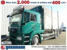 camion MAN TGS 26.480 6x4H-2 BL, Hydrodrive Standheizung