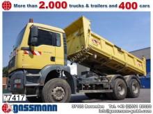 camion MAN TGA 33.350BB 6x4 Kipper mit Bordmatik Tempomat