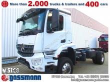 camion Mercedes Arocs 1832A4x4 mit Motorabtrieb Standheizung/NSW