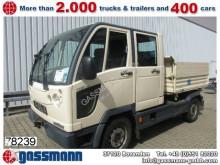 camion Multicar M30 Fumo 4x4 Doka Kipper Standheizung/AHK