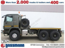 camion Mercedes Actros 3344AS 6x6 Special -Armee- Seilwinde AHK