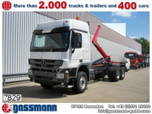camion Mercedes Actros 3341 6x4 Autom./Klima/Hochdach/Tempomat