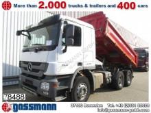 camion Mercedes Actros 2641K 6x4 Meiller Kipper Standheizung