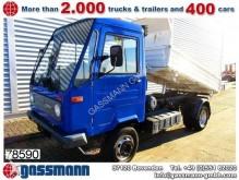 camion Multicar M 26 4x4 3-Seiten Kipper, Langer Radstand AHK