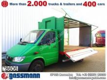 camión furgón transporte de bebidas usado