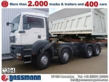 camion MAN TGA / 41.440 8x8 / 8x8 Sitzhzg./Tempomat