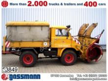camión furgón Unimog