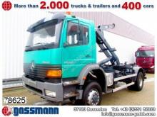 camión Mercedes Atego 1828 4x4 Atlas ARK122 Knick Haken Abroller