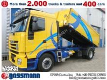 camion benne céréalière Iveco