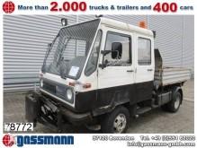 camion Multicar M26 4x4 ZAL42 Doka Kipper, Winterdinstplatte AHK