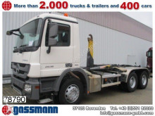 camion Mercedes Actros 2636K6x4 Palfinger T20 Klima/Tempomat