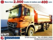 camion Mercedes Actros 2648LK 6x4 MP3 Meiller Kipper, Retarder