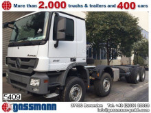 camion Mercedes Actros 4141K 8x4 Euro4, Only Export, 50x! Klima