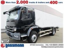 camion Mercedes Atego, 1226 AF 4x4, nur 17.329 km! Standheizung